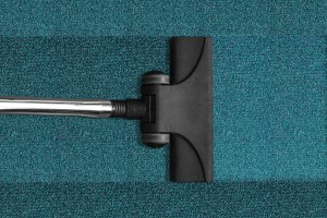 Staubsauger Teppich